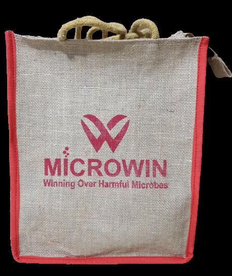 microwin jute bag freebie