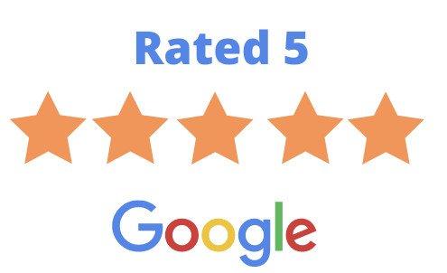 google rating 5
